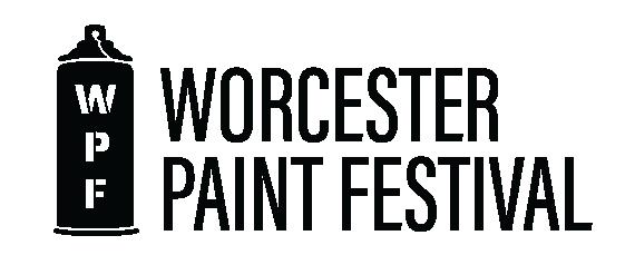 Worcester Paint Festival Logo