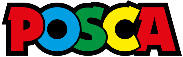 Logo for POSCA